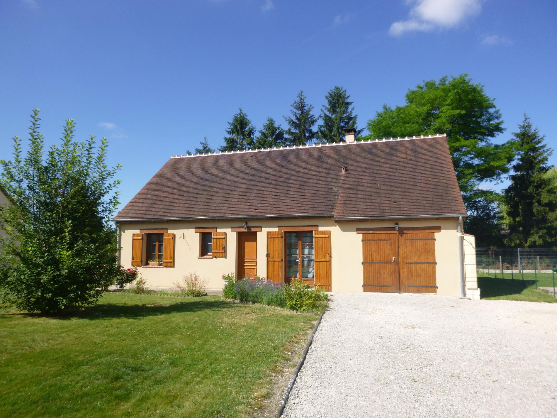Vente maison a vendre proche de saint aignan sur cher for A vente maison