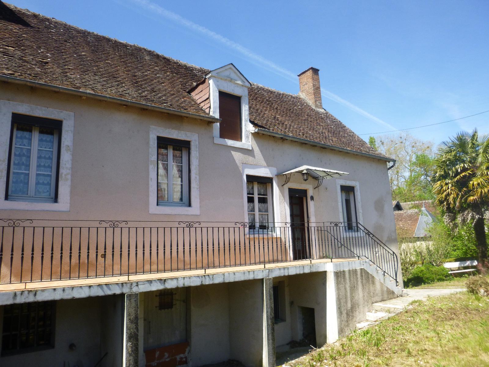 Vente maison a vendre proche de saint aignan sur cher for Maison vente